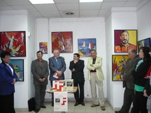 Lansare de carte marca Dan Brudaşcu şi fotografie