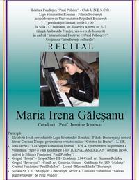Maria Irena Galasanu
